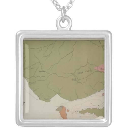 Geological Map of the Clear Lake District Pendants