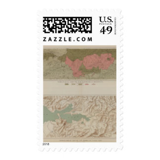 Geological Map of the Knoxville District Stamps
