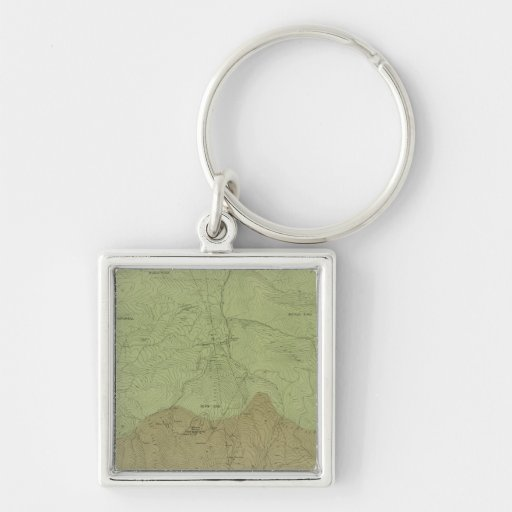 Geological Map of the New Idria District Key Chains