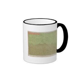 Geological Map of the New Idria District Ringer Mug