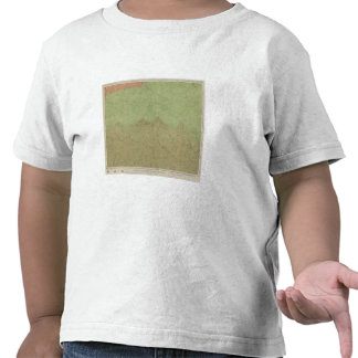 Geological Map of the New Idria District T Shirts