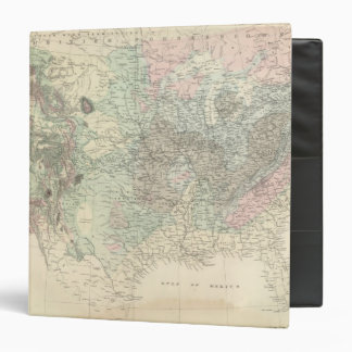 Geological Map of the United States Binders