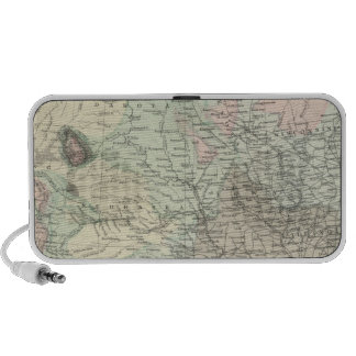 Geological Map of the United States iPhone Speaker