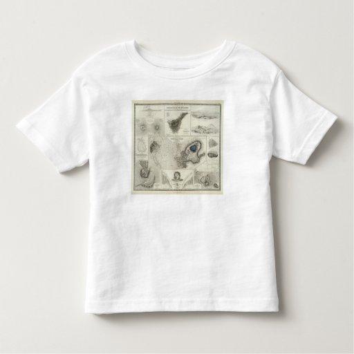 Geological phenomena tshirt