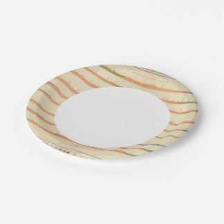 Geological Sections of the Eastern Colorado Paper Plate