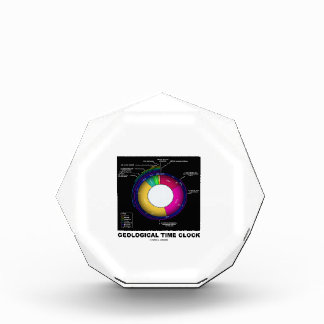 Geological Time Clock (Earth Science) Award