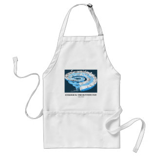Geological Time In Perspective (Geological Age) Adult Apron