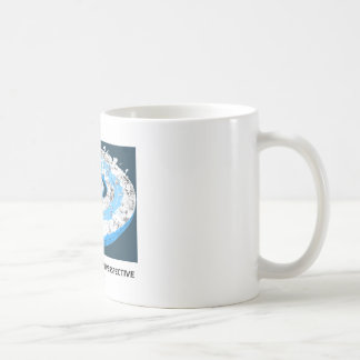 Geological Time In Perspective (Geological Age) Classic White Coffee Mug