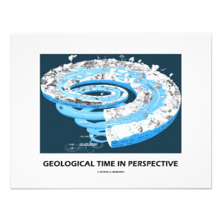 Geological Time In Perspective (Geological Age) Invites