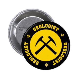 Geologist Button