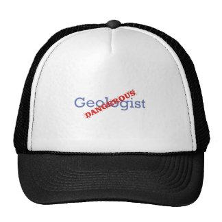 Geologist / Dangerous Trucker Hat