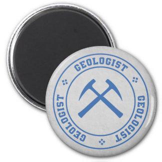 Geologist Magnet