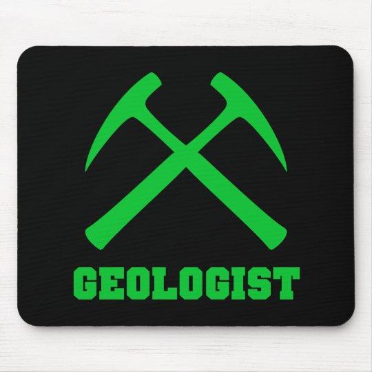 Geologist Mousepad