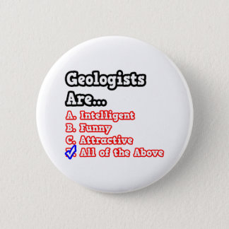 Geologist Quiz...Joke Button