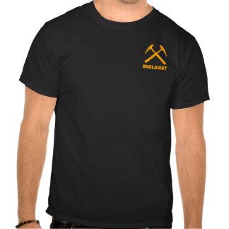 Geologist T-Shirt (orange)