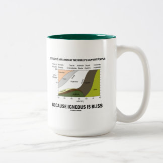 Geologists Happiest People Igneous Is Bliss Mugs