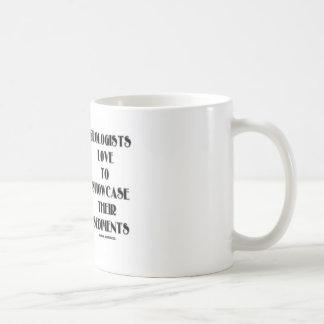Geologists Love To Showcase Their Sediments Classic White Coffee Mug