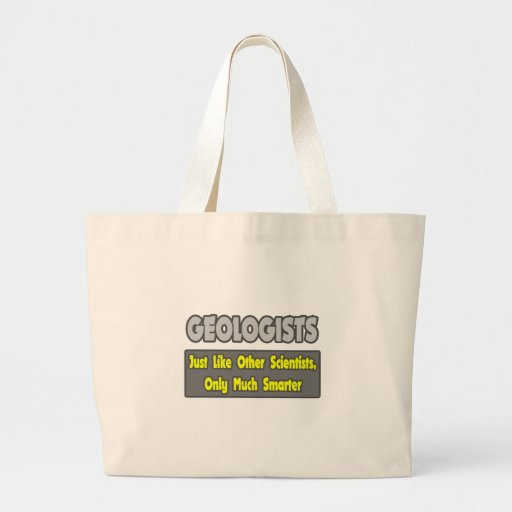 Geólogos… más elegantes bolsa