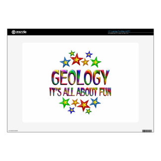 """Geology About Fun Decal For 15"""" Laptop"""