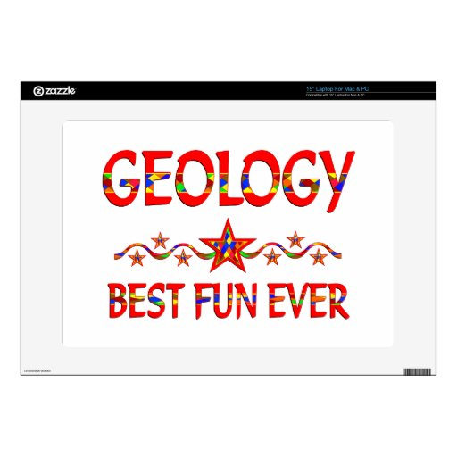 Geology Best Fun Skins For Laptops