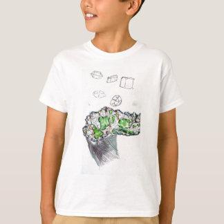 Geology Calling Geometry T-Shirt