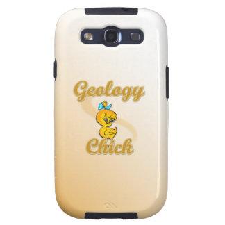 Geology Chick Samsung Galaxy S3 Case