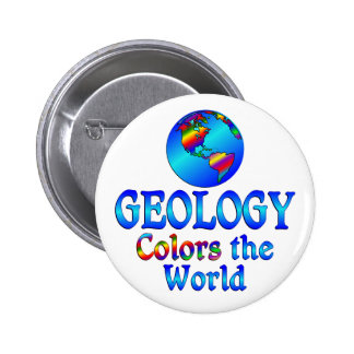 Geology Colors the World Button