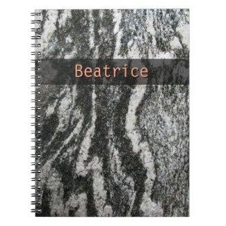 Geology Decorative Feline Pattern any Text