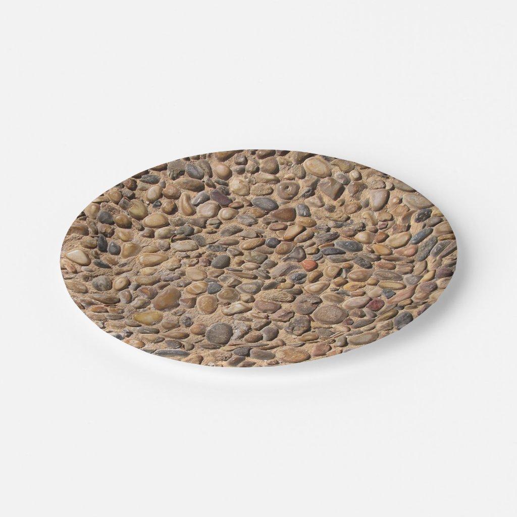Geology Decorative Pebble Stones Photo