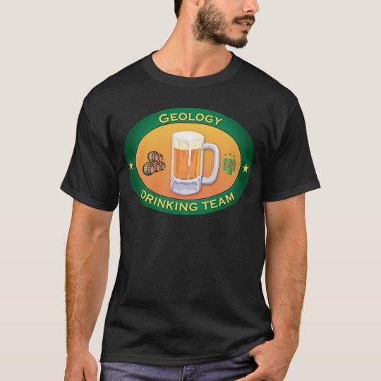 Geology Drinking Team T-Shirt