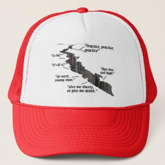 Geology - Earthquakes - Wisecracks Trucker Hat
