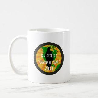 Geology Graduate Badge (Female) Coffee Mug