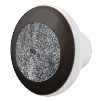 Geology Grey Granite Blue Details