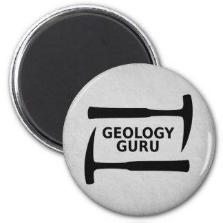 Geology Guru Magnet