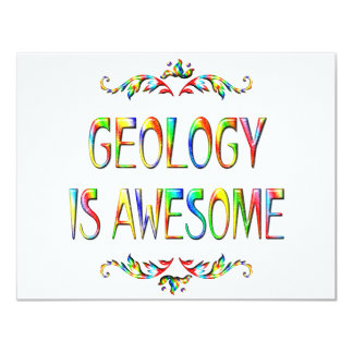 Geology is Awesome Custom Announcements