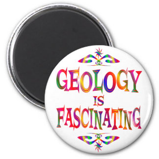 Geology is Fascinating Magnets