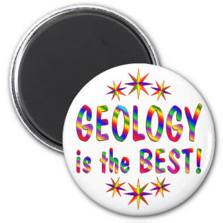 Geology is the Best Refrigerator Magnet