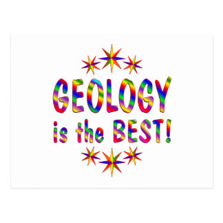 Geology is the Best Postcard