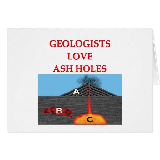 geology joke cards