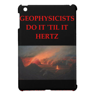 geology joke iPad mini case