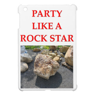 geology joke iPad mini cover