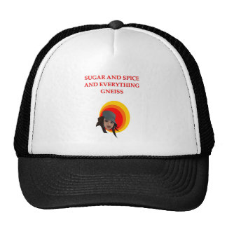 geology joke trucker hat