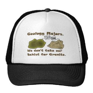 Geology Majors Don't Take Our Schist For Granite. Trucker Hat