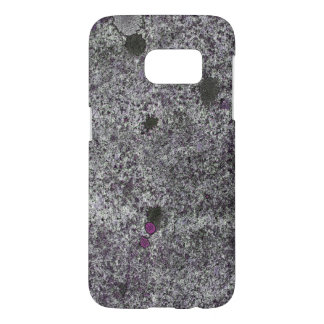 Geology Nature Granite Rock Pink Details Samsung Galaxy S7 Case