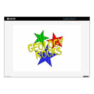 "Geology Rocks 15"" Laptop Decals"