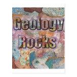 Geology Rocks 1 Post Card