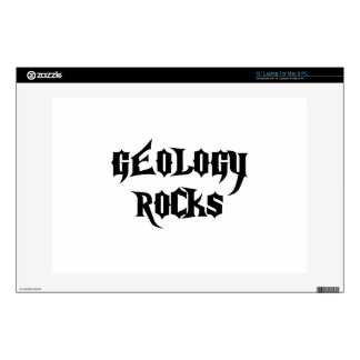 """Geology Rocks Decal For 13"""" Laptop"""