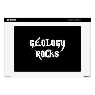 Geology Rocks Laptop Decal