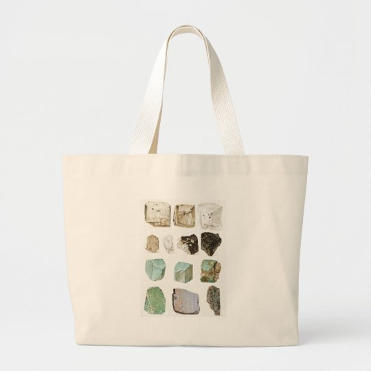 Geology Rocks! Large Tote Bag