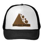 Geology Rocks Mesh Hat
